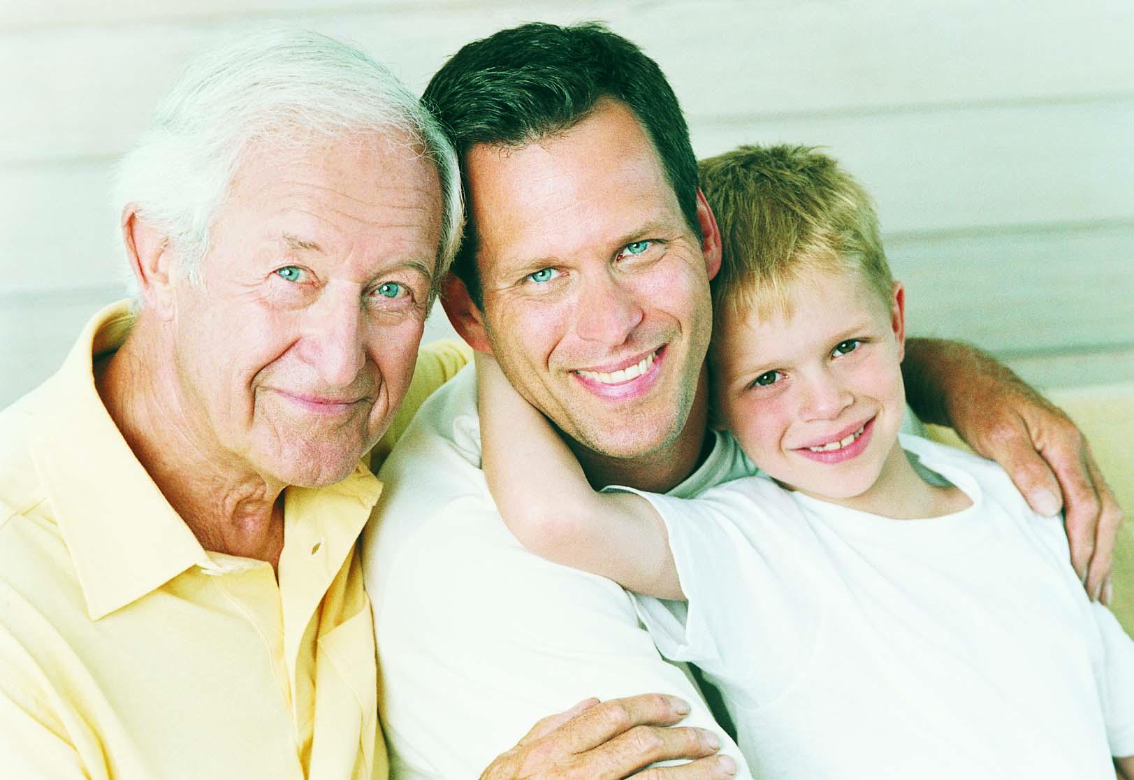 Поздравление папы дедушки в одном лице