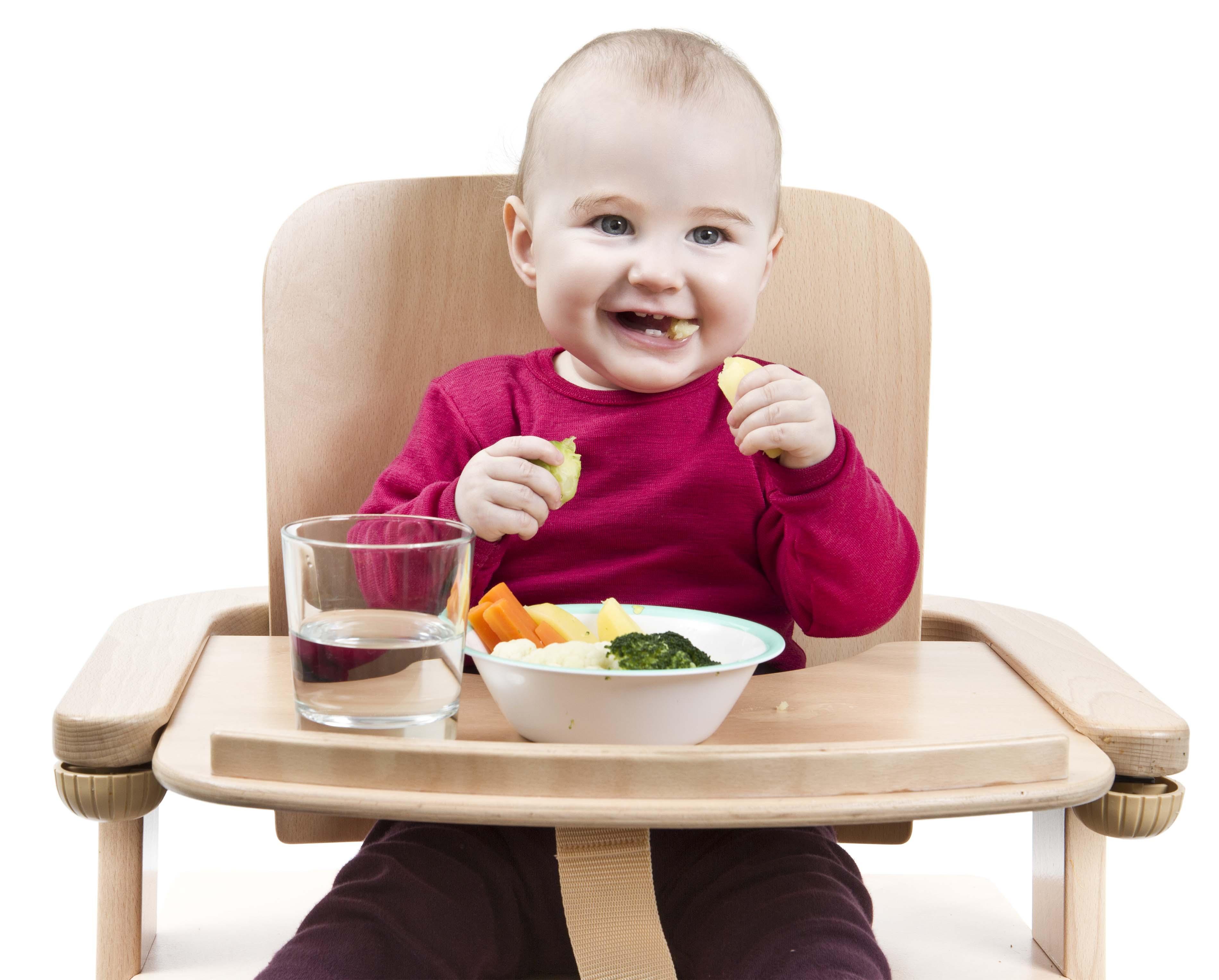 Tuzun Bebek Beslenmesinde Yeri Nedir