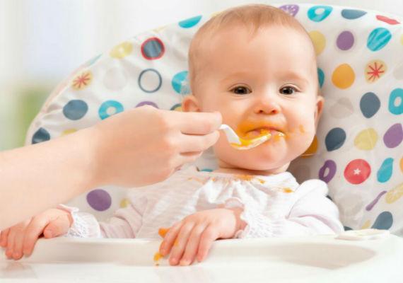 İştahsız Bebekler İçin 5 Beslenme Önerisi!