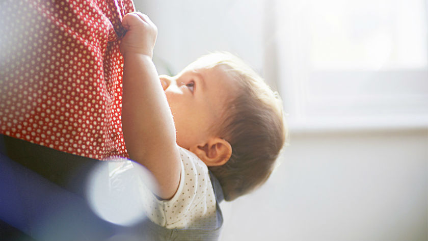 Endişe Etmene Gerek Yok: Bebeklerde Ayrılık Korkusu ve Başa Çıkma Yöntemleri!