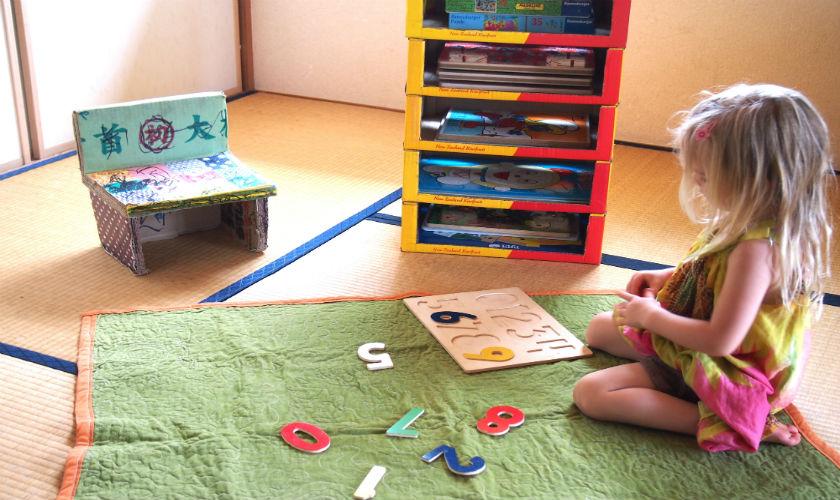 Çocuğunun Eğitimi için Evde Yeni Düzenlemeler: Montessori Metodu'na Göre Ev ve Çevre Tasarımı!