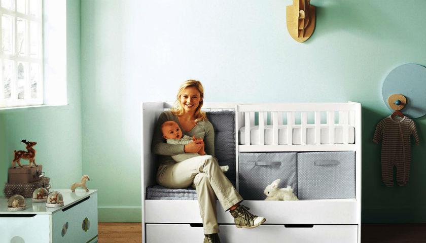 Tecrübeli Annelerden Öneriler: Bebek Odalarında Hayat Kurtaracak 10 Eşya!