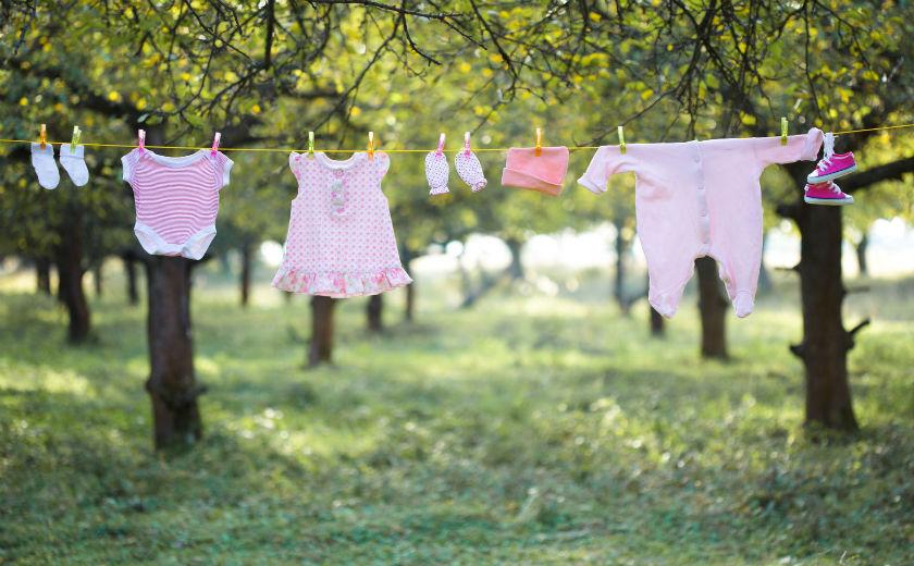 Bebek Kıyafetlerini Yıkarken Dikkat Etmen Gereken 5 Püf Nokta!