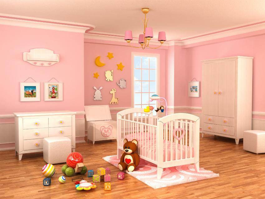 9 Renge Göre Bebek Odası Dekorasyon Fikri Anneysencom