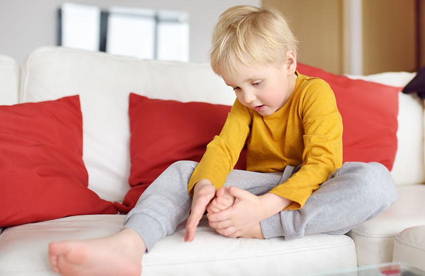 cocuklarda huzursuz bacak sendromu neden olur anneysen