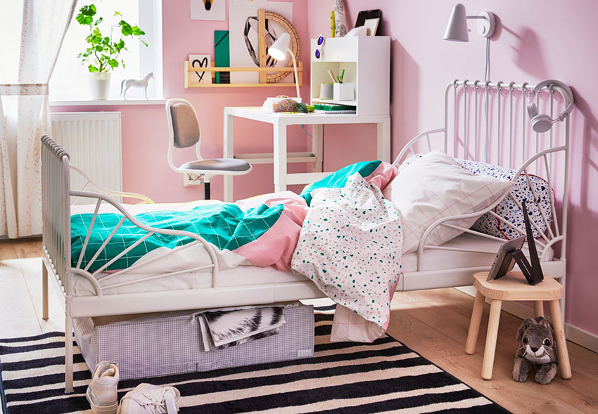 10 Functional Products for Kids Rooms by IKEA