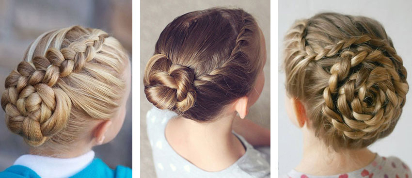 Children's Hairstyles for the most stylish examples wedding!