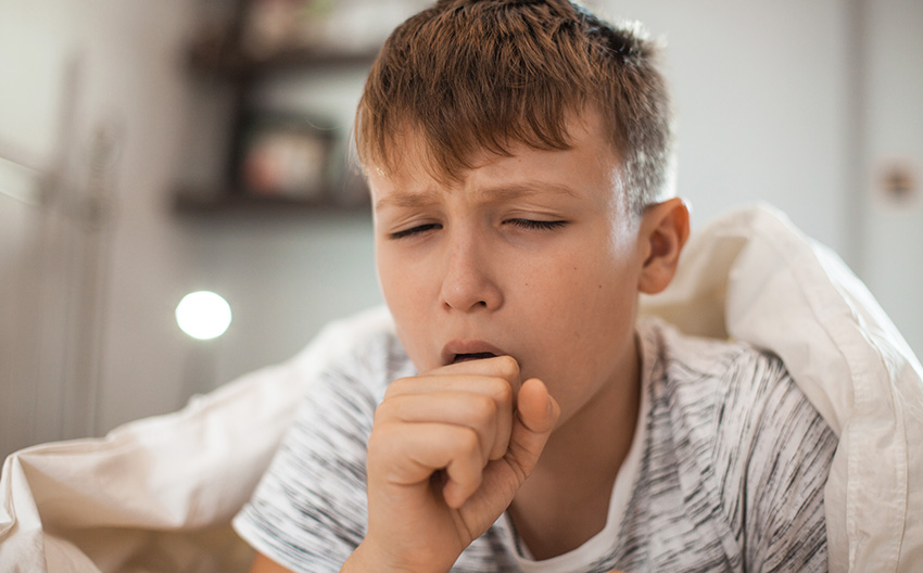 Çocuklarda Öksürüğe Ne İyi Gelir?