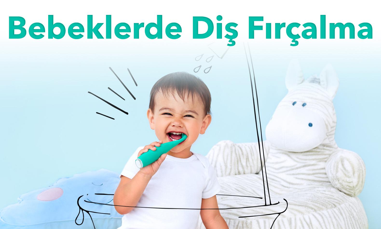 Bebeğimin Diş Fırçası Nasıl Olmalı?