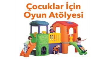 Bebek Aktiviteleri: Oyun Atölyeleri