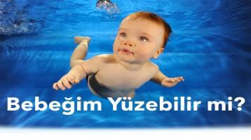 Bebekler Nasıl Yüzme Öğrenir?